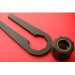 Special Plastic Spanners for AM DB2/4 to DB MkIII steering wheel adjusting / locking nut, non damaging