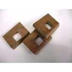 Door Check Strap Buffer - Wooden Part