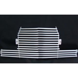 Radiator Grill Panels, Slatted