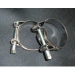 Exhaust Pipe Band Clamp