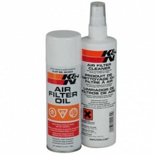 DB7 i6 K & N Air Filter Service Kit